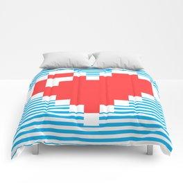 Pixel Heart, Comforters