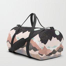 Midnight Stars Duffle Bag