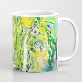 Alfred Henry Maurer - Flowers in a Vase - Digital Remastered Edition Coffee Mug
