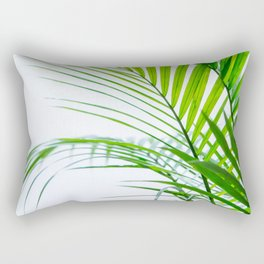 Palm leaves paradise Rectangular Pillow