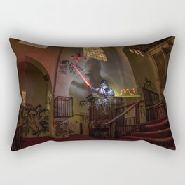 "Welcome To ""The Force Church""  Rectangular Pillow"