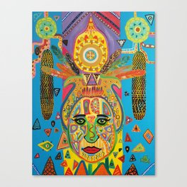 Queenie Canvas Print
