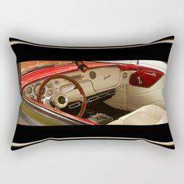Vintage  Rectangular Pillow