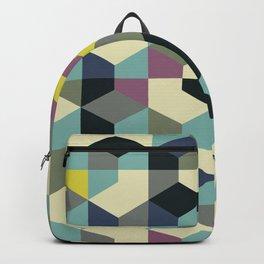 Abstract Geometric Artwork 53 Backpack