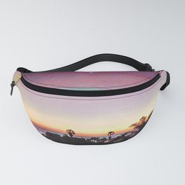 Cardiff Sunset Fanny Pack