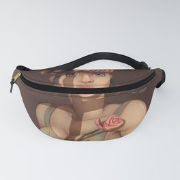 Thorn on a Rose Fanny Pack