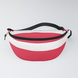 American cities-  Flag of  Washington city Fanny Pack