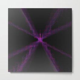Electric Nerves Metal Print