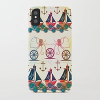 sailor iPhone & iPod Cases featuring Sailor by famenxt