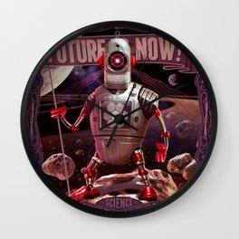 Future is Now! Wall Clock