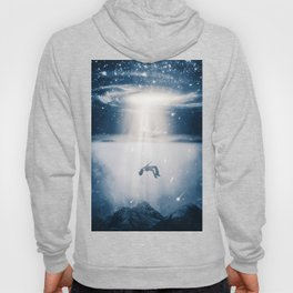 Ascent or Descent by GEN Z Hoody
