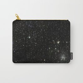 Space - Stars - Starry Night - Black - Universe - Deep Space Carry-All Pouch