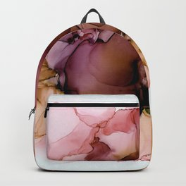 Earthy splash Backpack