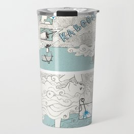 The search of love Travel Mug