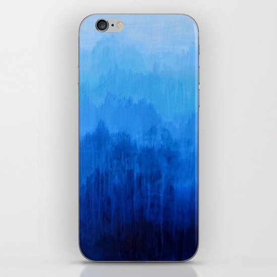 Mists No.4 iPhone & iPod Skin