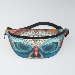 Day of the Dead Fanny Pack