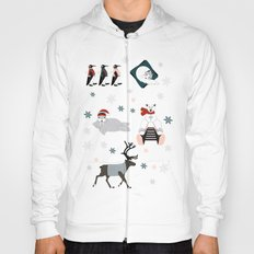 The cold never bothered me anyway Hoody