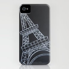 No. 58 - The Eiffel Tower Slim Case iPhone (4, 4s)