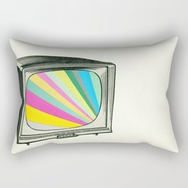 Your Programme Will Resume Shortly Rectangular Pillow