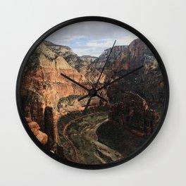 Zion I Wall Clock