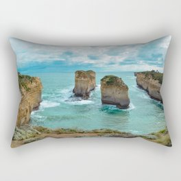 The Twelve Apostles Rectangular Pillow