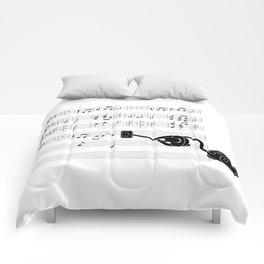 Vacuum sound Comforters