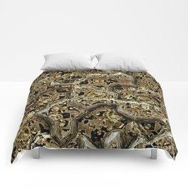 Inside the machine Comforters