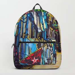 Havana, CUBA No.2   2015 Backpack