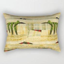 Creepies! Rectangular Pillow
