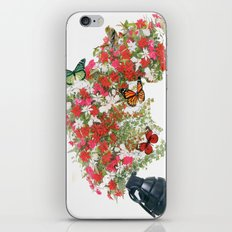 Make love not war - by Ashley Rose Standish iPhone & iPod Skin