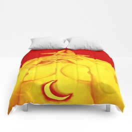 Luna... Comforters