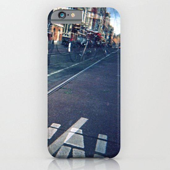 Amsterdam Double Exposure iPhone & iPod Case