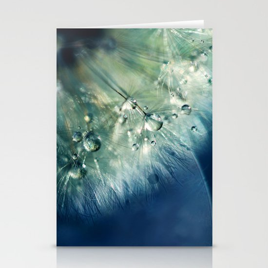 Dandelion Drama Stationery Cards