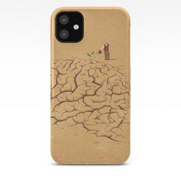 Dry Brain iPhone Case