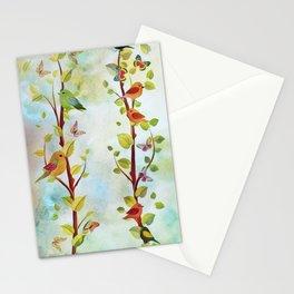 Spring Arrivals Stationery Cards