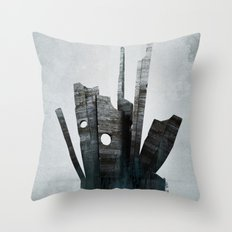 Pathfinder - Experimental Throw Pillow