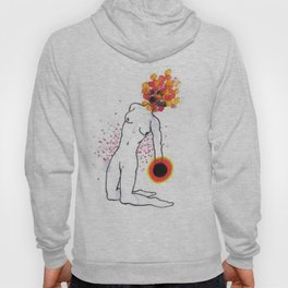 dotted mind Hoody