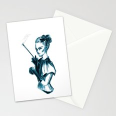Bubble Goth Stationery Cards