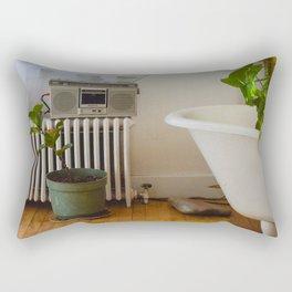 Boom Box Rectangular Pillow