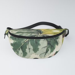 Various Ivy Leaves Fanny Pack