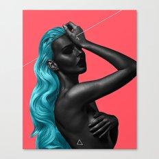 pierce Canvas Print