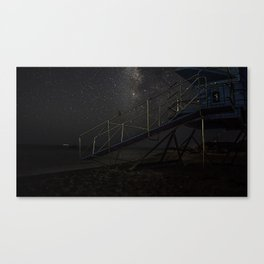 Life Guard Off Duty Canvas Print