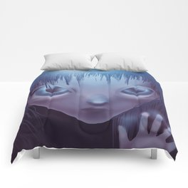 Weird Girl Comforters