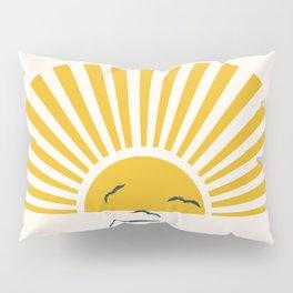 Minimalistic Summer I Pillow Sham