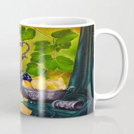 "Still life ""Wine in a pitcher"" Coffee Mug"