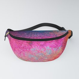 Pink Galaxy 2 Fanny Pack