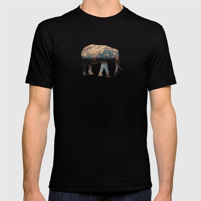 Love Wish Lanterns T-shirt