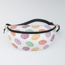 sweet candies cakes pattern Fanny Pack
