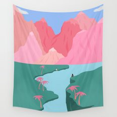 Girls' Oasis Wall Tapestry