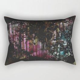 Twilight in The Garden Of Eden  Rectangular Pillow